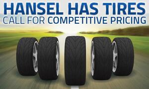 Hansel Has Tires