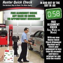 Hunter Quick Check