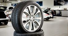 Instant Rebate Tire Offer