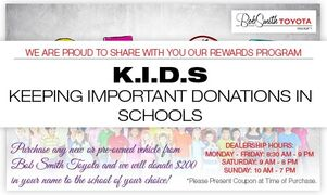 K.I.D.S. Rewards Program