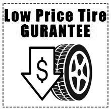 LOW PRICE TIRE GUARANTEE*