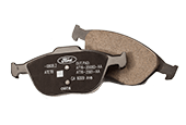 MOTORCRAFT® BRAKE PADS INSTALLED, $99.95 OR LESS