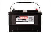 MOTORCRAFT® TESTED TOUGH® PLUS BATTERIES, $99.95 MSRP