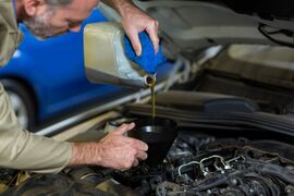 OIL & FILTER CHANGE SPECIAL*