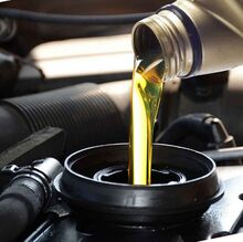 Synthetic Oil Change with Multi-Point Inspection & Tire Rota