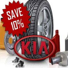 Save 10% on Parts & Service