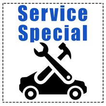 Service A Special¹