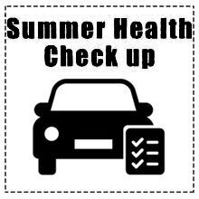 Summer Health Check Up