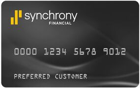 Synchrony Bank Financing Available
