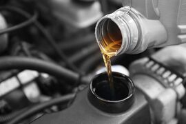 Synthetic Blend Oil and Filter Change