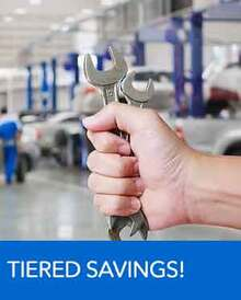 Tiered Savings! - Honda