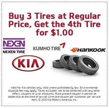 Tire Purchase Special