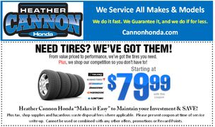 We Sell Tires!!