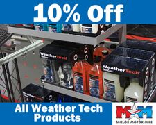 Weather Tech Products