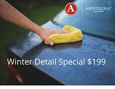 Winter Detail Special $199