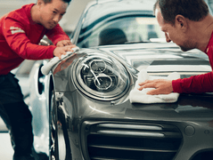 Free Vehicle Detail or 10% Off Major Service