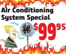 Air Conditioning System Special