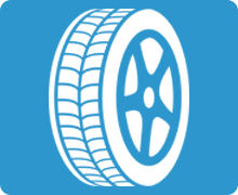 BUY FOUR SELECT TIRES, GET A $140 REBATE BY MAIL
