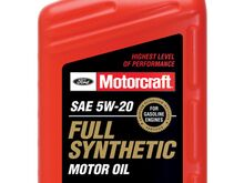 FULL SYNTHETIC OIL AND FILTER CHANGE