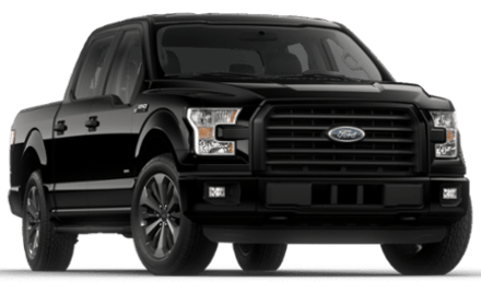 Lease a New 2017 F-150 STX 4x4 Crew Cab for only $249/month
