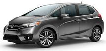 New Honda Fit at Jackson