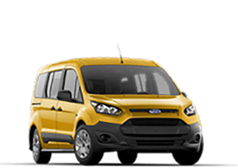 New Ford Transit Wagon in