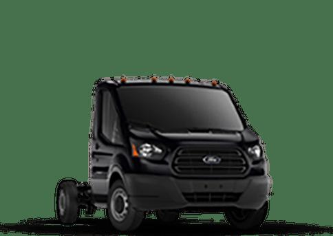 New Ford Transit Cutaway in Fort Worth