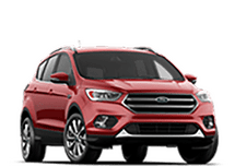 New Ford Escape at Green Bay