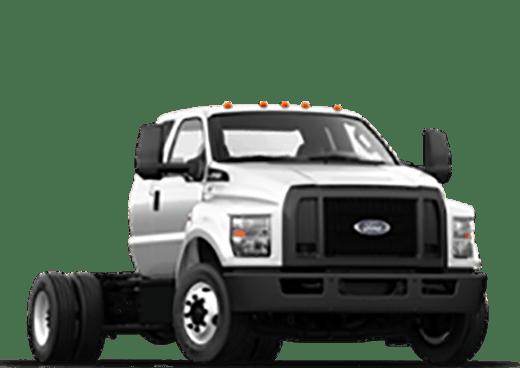 New Ford Super Duty F-650 Straight Frame Gas near Sault Sainte Marie