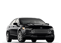 New Ford Fusion at Green Bay