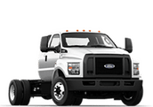 New Ford Super Duty F-650 Straight Frame at Sheboygan