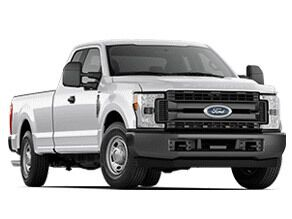 2017 Super Duty F-350 DRW XL