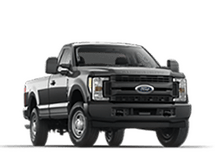 New Ford Super Duty F-350 SRW at Green Bay