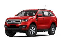 New Ford Everest at Green Bay