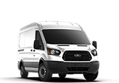 New Ford Transit Van at Sheboygan