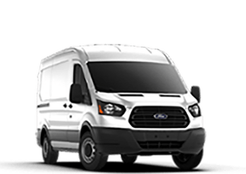 New Ford Transit Van in Decorah