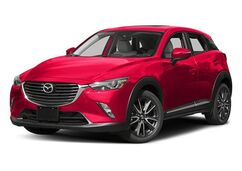New Mazda CX-3 at Portsmouth