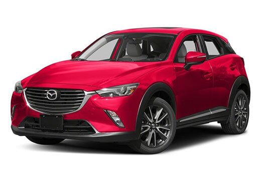 New Mazda CX-3 near Santa Rosa