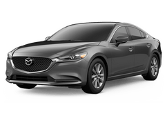 New Mazda Mazda6 at City of Industry