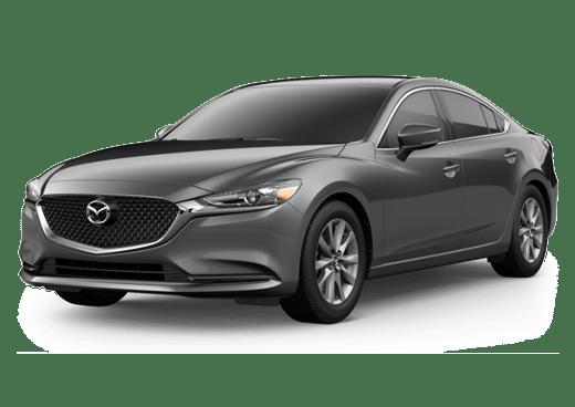 New Mazda Mazda6 at Memphis