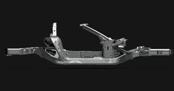 Aluminum Space Frame
