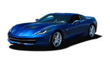 New Chevrolet Corvette Stringray at Green Bay