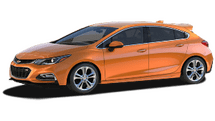 New Chevrolet Cruze Hatchback at Green Bay