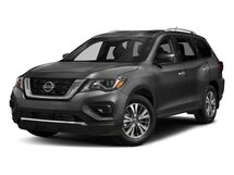 New Nissan Pathfinder at Eau Claire