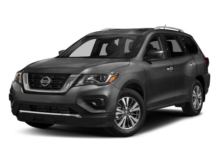 New Nissan Pathfinder near Charleston