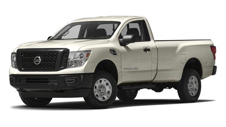 New Nissan Titan XD near Charleston