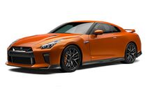 New Nissan GT-R at Eau Claire