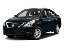 New Nissan Versa Sedan at Eau Claire