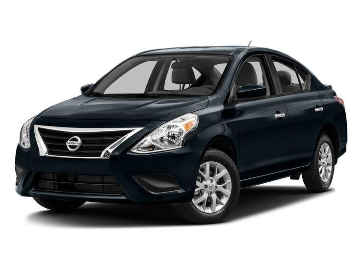 New Nissan Versa Sedan near BeaverCreek