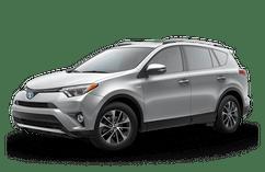 New Toyota RAV4 Hybrid at Milwaukee
